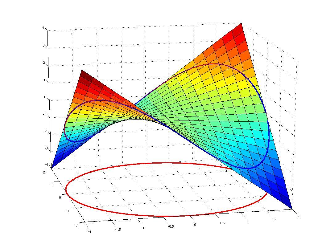 Lagrange multipliers in mathematics